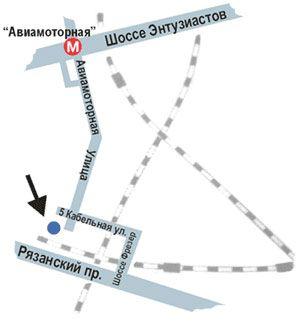 НФТ-Сервис, Авиамоторная